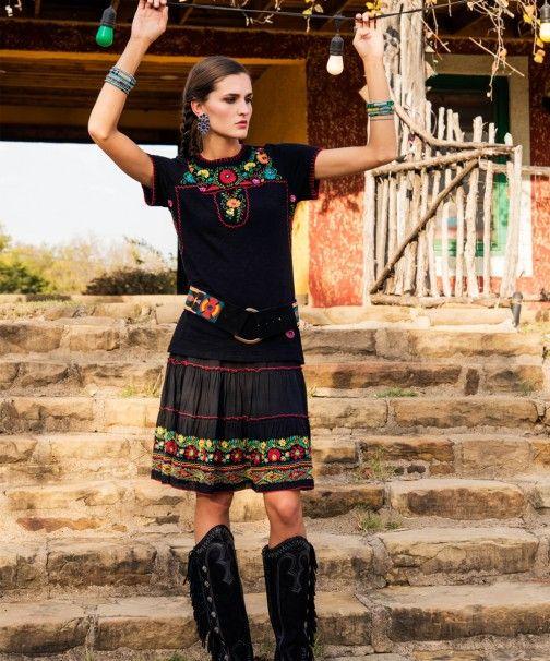 Aparicio Skirt - Skirts - Apparel Collection