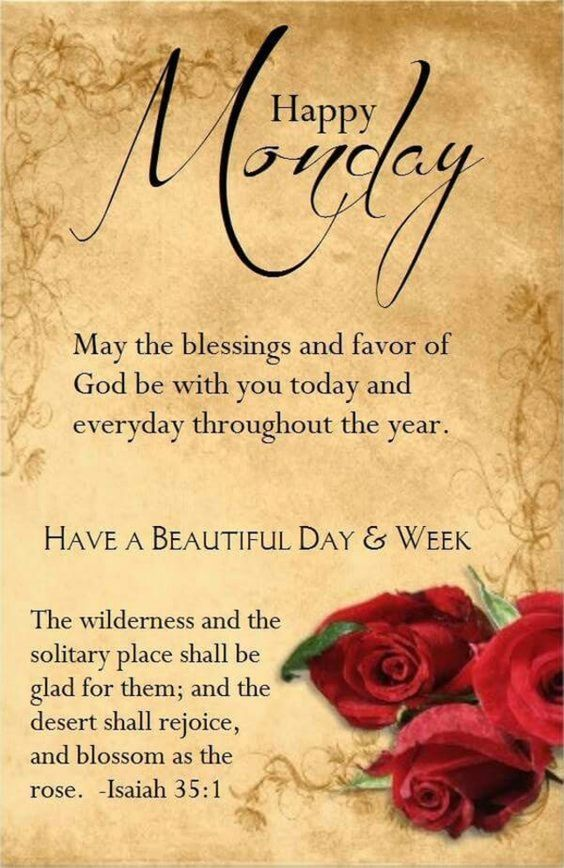 Monday blessings may god go before you this week and make the rough monday blessings may god go before you this week and make the rough roads smooth may his joy be your strength and his peace fill your heart m4hsunfo