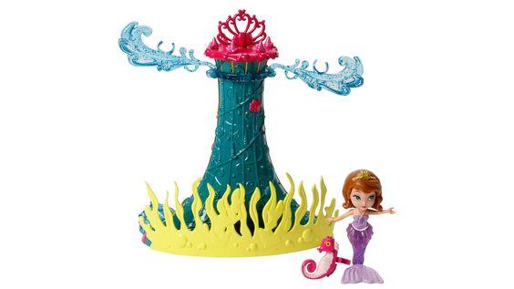 Conjunto Sofia e Esven fundo do mar | Disney Junior BR