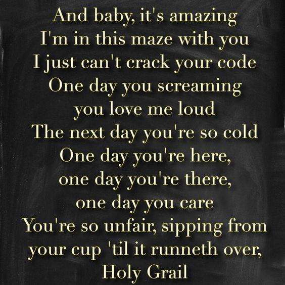 Jay z - holy grail lyrics - feat justin timberlake.
