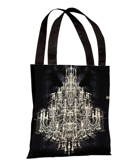Monte Carlo Crystal Tote