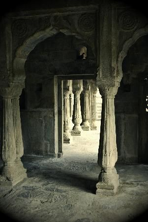 Harshat Mata Temple, Abhaneri, Rajasthan, India