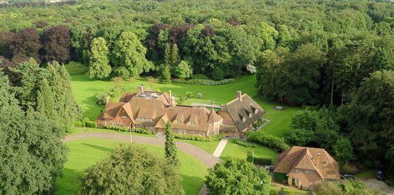 Landhuis de Wielewaal te Eindhoven