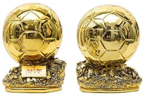 Zamtac 24 Cm Ballon D Or Trophy For Sale Resin Best Player Awards Golden Ball Soccer Trophy Mr Football Trophy Soccer Trophy Football Trophies Best Player
