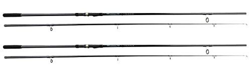 2 X Okuma G Force All Black Specimen Carp Rods 12ft 2 75lb T C 2pc Fishing Set Of Two Okuma Carp Rods If You Want To Target Carp The Oku Carp Rods