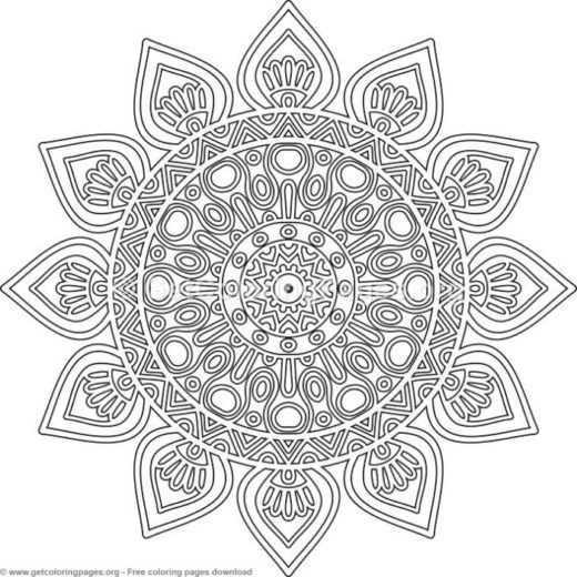 Indian Mandala Coloring Pages Getcoloringpages Org Mandala Coloring Pages Coloring Pages Mandala Coloring