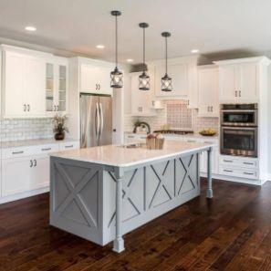 Popular Modern Farmhouse Kitchen Island Decor Ideas 23 Kitchen Style Home Decor Kitchen Kitchen Renovation