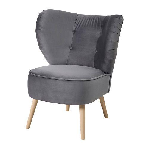 Mobel Einrichtungsideen Fur Dein Zuhause Sessel Grau Ikea