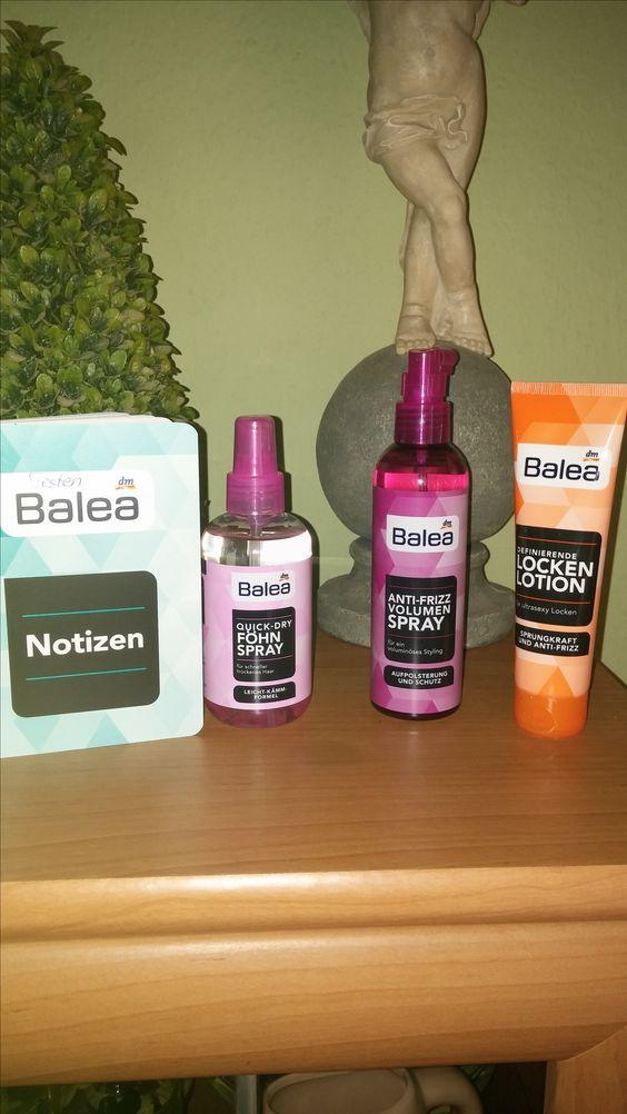 Ich durfte die Produkte von dm testen ,Balea ist ein tolles Produkt was auch für den kleinen Geldbeutel was ist  Hier geht es wieder zum Bericht  www.utasstuebchen.jimdo.com