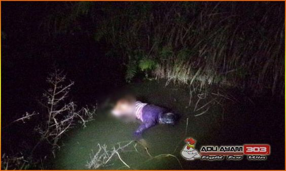 Sadis, Diperkosa, Dibunuh Dulu Dibuang Ke Selokan - Agen Joker123