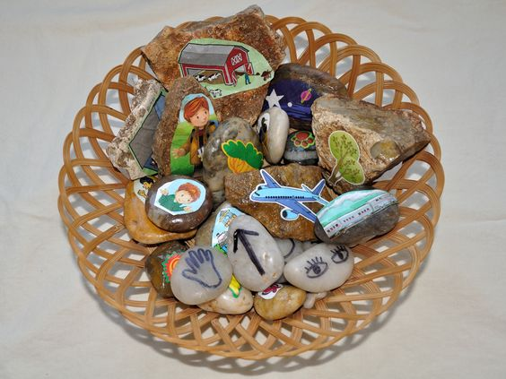 why haven't I made story stones yet?