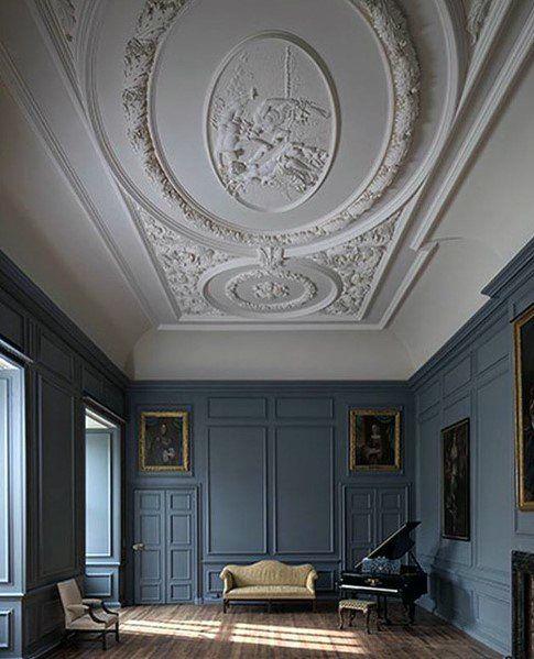 Top 70 Best Crown Molding Ideas Ceiling Interior Designs House Paint Interior Build A Closet Best Interior Paint
