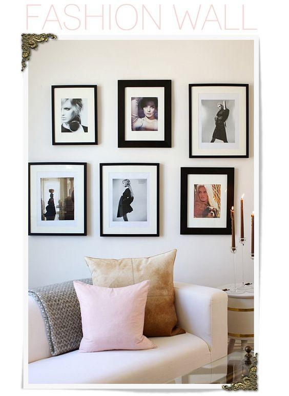 fotos - molduras pretas