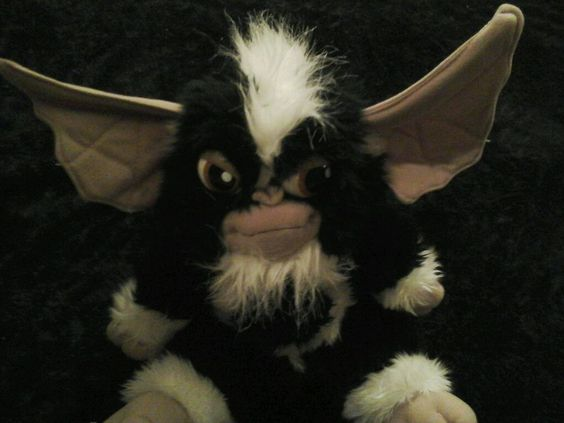 Vintage Gremlins  Plush Spike Very Rare Cute Awesome