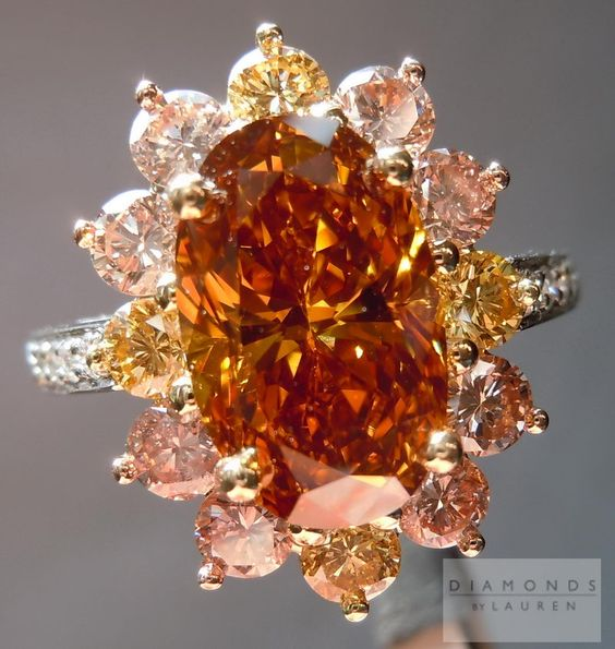 orange diamond *** I think what I like the most about this, besides the color of…
