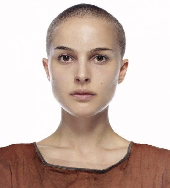 Девушки бритые налысо (34 фото) ⭐ 7zabav.club | Womens hairstyles, Natalie  portman, Shaving your head