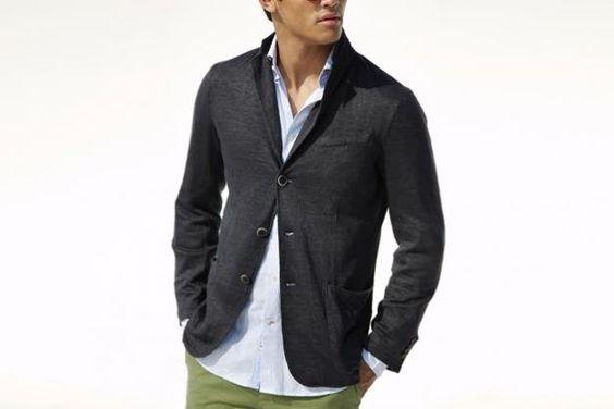 Barena x Monocle Jacket