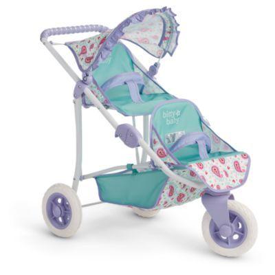 Bitty's Double Stroller | Bitty Baby | American Girl
