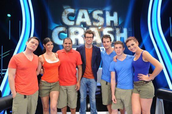 """#CashCrash - #VIP #Edition: """"#Dschungel 2012"""" gegen """"#Dschungel 2013"""" #Dschungelcamp #IBES #RTL › Stars on TV"""
