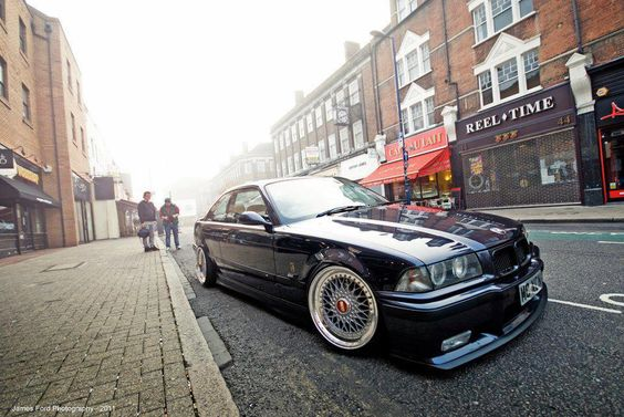 bmw with bbs german look cars pinterest bmw 3. Black Bedroom Furniture Sets. Home Design Ideas