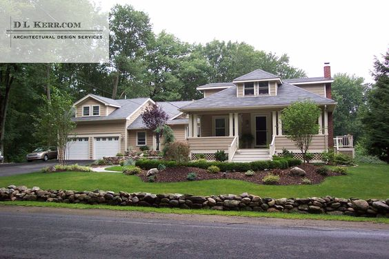 Rock wall car garage and bungalows on pinterest for Rock auto garage