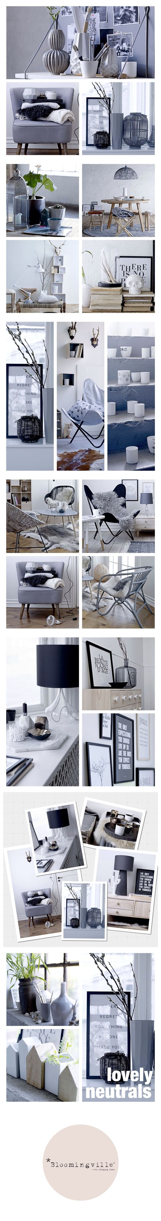 collage bloomingville bloomingville style moodboard work ideas collage ...