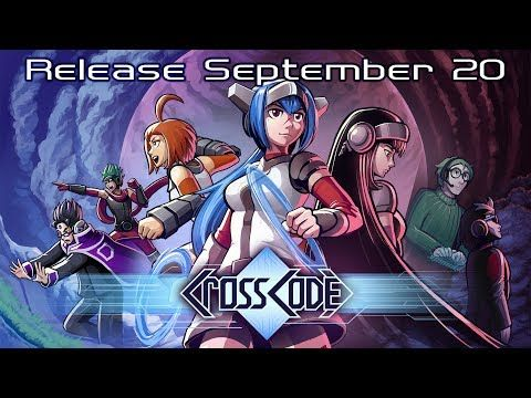 New Games Crosscode Pc Role Playing Game News Games Roleplaying Game Upcoming Video Games