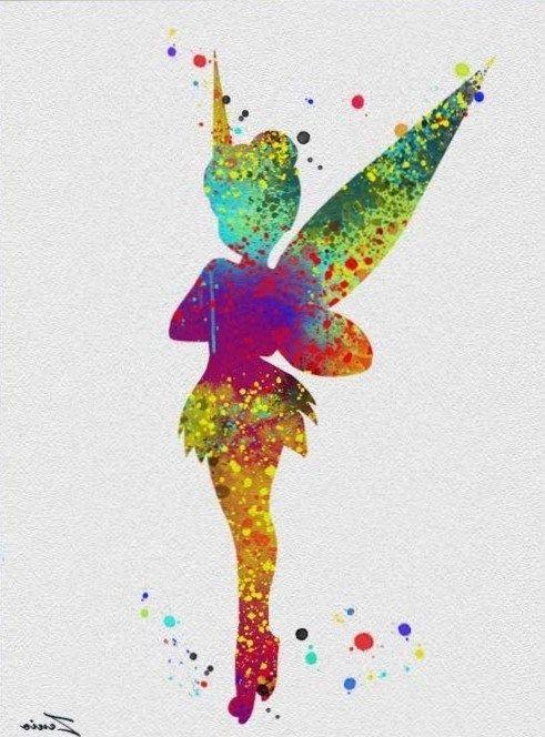 Imagenes De Tinker Bell Campanita Para Imprimir Todas Originales