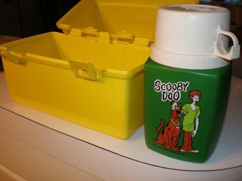 I had one EXACTLY like this! Snoopy Lunch Box! I think I was in 1st or 2nd grade. I can still smell the inside!