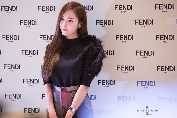 Jessica Jung Fendi Event