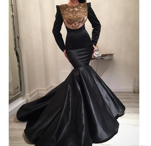 Red Charming Satin Mermaid Evening Celebrity Pageant Dress Prom Party 2018 Gown