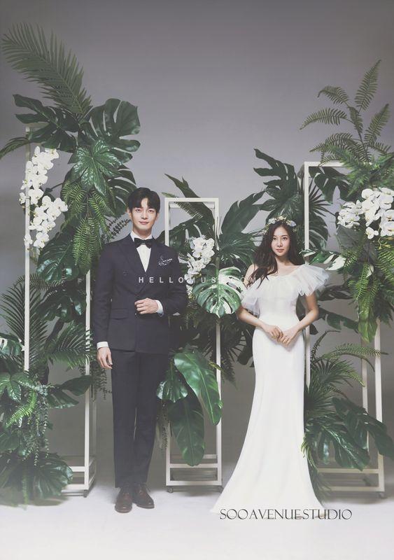 PRE WEDDING - NEW SAMPLE 2018 - HelloMuse.com | Korea Pre Wedding Promotion