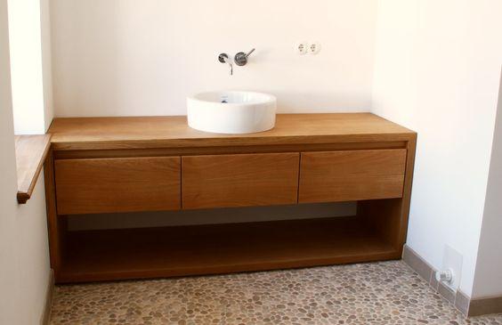 Holz O Holzdielen Im Badezimmer Bodenblog betreffend - holz für badezimmer