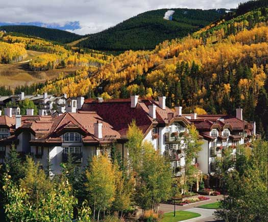 The 5 best mountain resorts in America: Sonnenalp – Vail, CO