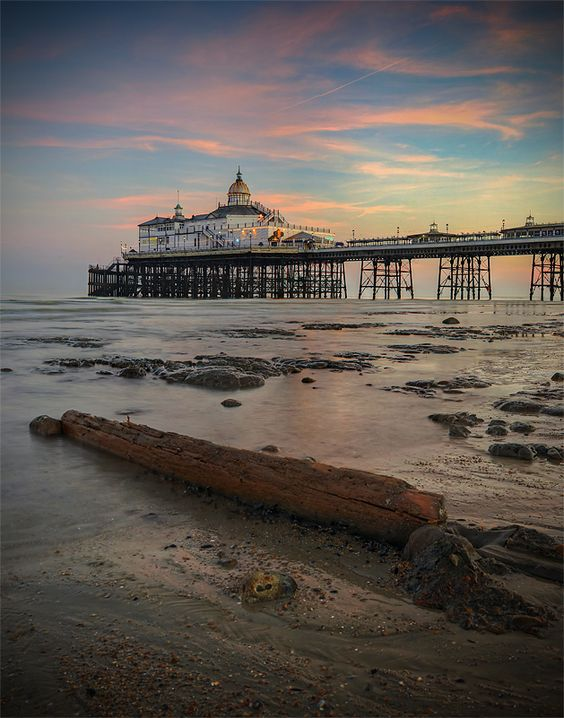 Eastbourne Pier, East Sussex, England