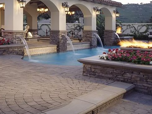 Stone And Stucco Patio Cover | :: BACKYARD INSPIRATION :: | Pinterest |  Patios, Backyard And Outdoor Living