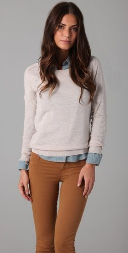 fall sweater style
