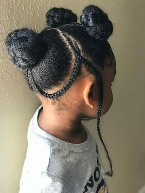 30 Easy Natural Hairstyles Ideas For Toddlers Natural Hair Styles Easy Hair Styles Toddler Hair