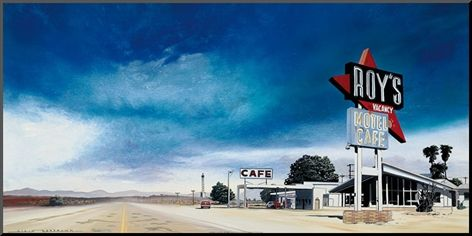 Café Roy's Art by Alain Bertrand at AllPosters.com