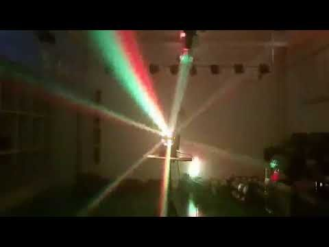 Newest 12 10w Rgbw 4in1 Led Moving Head Beam Light Beams Disco Lights Led