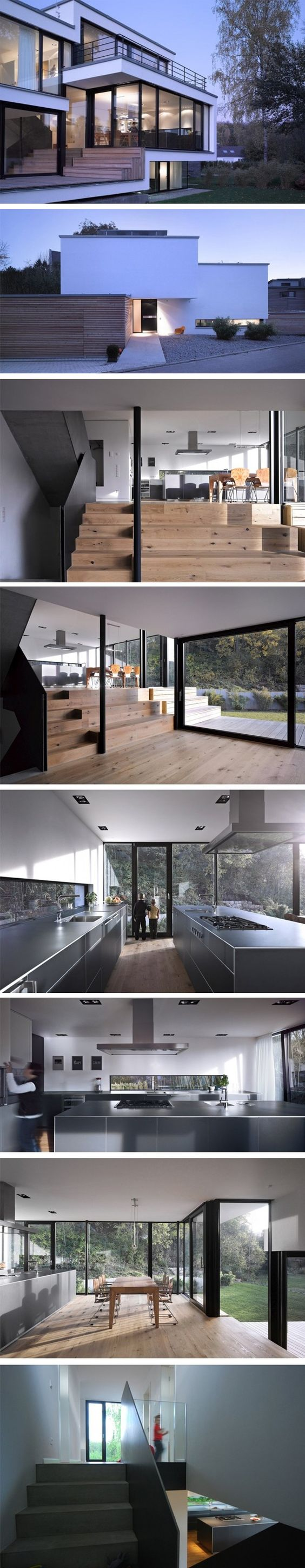 Architecture, house and modern on pinterest