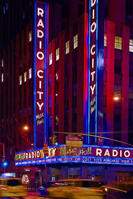 Radio City Music Hall A Seating Guide For The New York Landmark