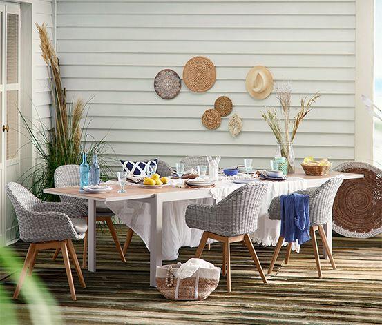 Ausziehbarer Gartentisch Ca 2 3 M Online Bestellen Bei Tchibo 387466 Ausziehbarer Gartentisch Gartensessel Gartentisch