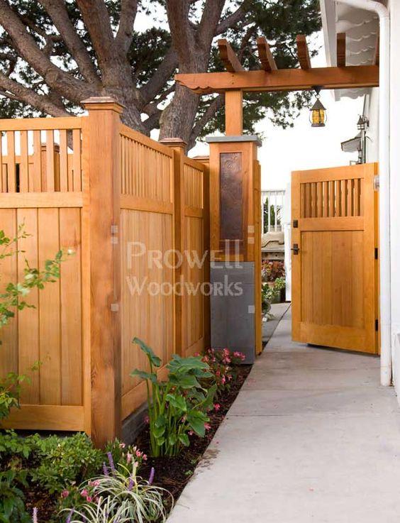 fence garden backyard fence garden gates and fences wooden garden gate