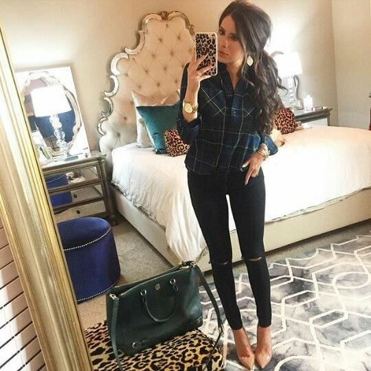 Fall outfit + amazing bedroom