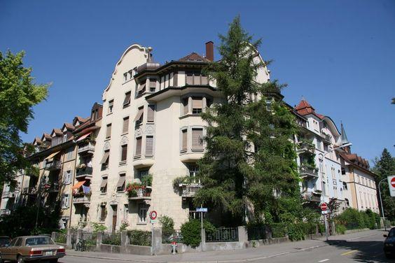 Haus Ecke Mühlebachstrasse Inselhofstrasse
