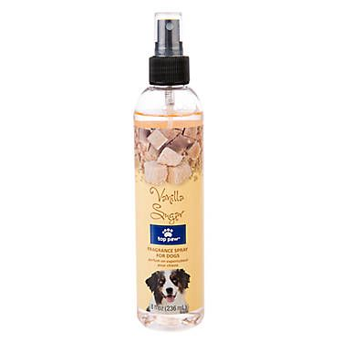 Top Paw Vanilla Sugar Fragrance Dog Spray Dog Cologne Deodorant Petsmart Dog Spray Dog Grooming Supplies Pet Spray