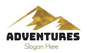 logos with mountains