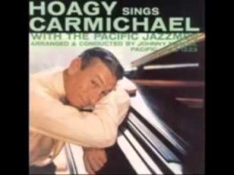 Hoagy Carmichael - Two sleepy people . music - YouTube