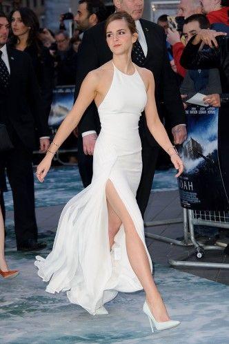 Emma Watson's dress is stunning